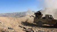 مأرب.. مدفعية الجيش الوطني تستهدف مواقع الحوثيين شرقي صرواح