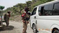 الشرطة العسكرية بتعز تكثف انتشارها في مداخل وشوارع المدينة