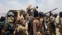 مقتل قيادي حوثي بنيران الجيش الوطني في صرواح غربي مأرب
