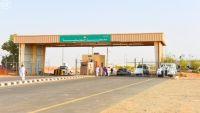 مدير ميناء الوديعة البري ينفي وصول 12 ألف أسرة مخالفة للإقامة بالسعودية إلى المنفذ