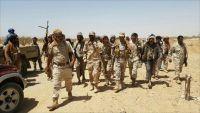 قوات الجيش الوطني تحبط هجوماً للحوثيين في محور البقع بصعدة