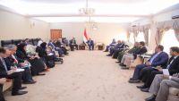 غيبريسوس: المنظمات الدولية ملتزمة بقرار مجلس الأمن 2216 والتنسيقات تتم مع الحكومة الشرعية
