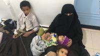 1889 ضحايا الكوليرا باليمن ومحافظة حجة أكثر المناطق المنكوبة