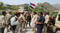 نقطة أمنية في الضالع تحتجز شحنة أسلحة تابعة لمقاومة مريس لليوم الثاني على التوالي
