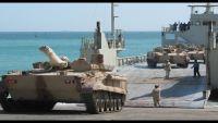 قيادة التحالف: المليشيا تستهدف ميناء المخا بقارب مفخخ ولا وجود لأي أضرار