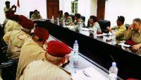 وزارة الدفاع تناقش آليات وبرامج الارتقاء بالجاهزية القتالية