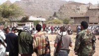 الضالع.. مليشيا الحوثي والمخلوع تعدم شقيقين في إحدى قرى دمت أمام الأهالي