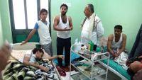 مستشفى ميداني في تعز: ثلاثة ألف جثة وصلتنا منذ بداية الحرب