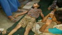 """مواطن في """"إب"""" يقتل ابنه خنقاً (صور)"""