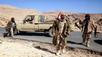 الجوف.. الجيش يأسر أحد عناصر المليشيا أثناء محاولته زرع كميات من الألغام