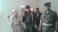 مدير عام شرطة الجوف يشدد على التعامل بحزم أمام جميع الاختلالات الأمنية
