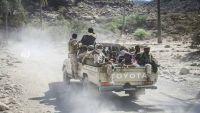 تجدد الاشتباكات في القبيطة بلحج والمليشيا تقصف القرى بكرش
