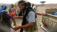 أسلحة الجيش والمقاومة بجبهة مريس بالضالع  في مرمى النقاط المسلحة (تقرير)