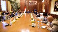 الرئيس هادي: نحن على مشارف النصر الكبير