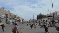 أبين.. انفجار عنيف يهز سوق مديرية جعار
