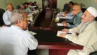 مجلس القضاء الأعلى يجري حركة تنقلات لأعضاء النيابة العامة بحضرموت (أسماء)
