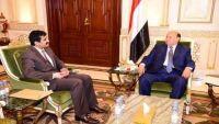 هادي يوجه محافظ صنعاء بتطبيع الحياة بالمديريات المحررة وتفعيل عمل أجهزة الدولة