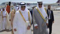 وزير خارجية قطر يصل الكويت في زيارة رسمية غير معلنة