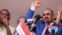 متحدث المجلس الانتقالي يكذب عيدروس وينفي لقاءه بعلي ناصر في القاهرة