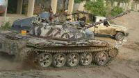التحالف يستهدف مواقع المليشيا غربي تعز والجيش يصد هجوماً في منطقة الهملي