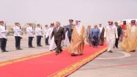 بن دغر في البحرين لبحث تطورات الأزمة اليمنية