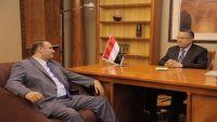 بن دغر: اليمن على مشارف نصر قريب يحقق تطلعات الشعب