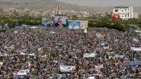 حشود متنافسة بصنعاء لأنصار صالح والحوثيين