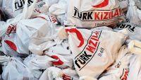 الهلال الأحمر التركي يوزع 1250 طنا من الدقيق في الجوف