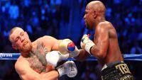 الأمريكي مايويذر يفوز على الأيرلندي ماكغريغور في أكبر مواجهة في تاريخ الملاكمة