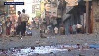 مركز حقوقي يدين استهدف الحوثيين للمدنيين بتعز ويستنكر الصمت الدولي