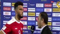 لأول مرّة في تاريخها.. سوريا تحجز مكانها في الملحق الآسيوي لمونديال روسيا 2018