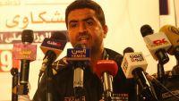 نائب وزير داخلية الانقلاب في صنعاء يلوح باعتقال نجل صالح