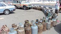 شركة الغاز بمأرب: ما يروج له الحوثيون من مبررات لرفع أسعار الغاز كذب وتدليس على الشعب