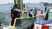 مفوضية اللاجئين: 133 لاجئا صوماليا غادروا اليمن بسبب تدهور الأوضاع