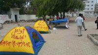 أوائل جامعة عدن.. معاناة مستمرة منذ أعوام دون آذان صاغية (تقرير)