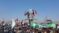 الحوثيون يحتفلون في صنعاء ويدعون السعودية والإمارات للحوار