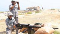 مليشيا الحوثي تقصف جيزان الحدودية بصواريخ الكاتيوشا