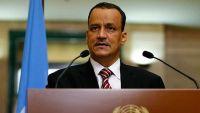 """ولد الشيخ: مشاورات مستمرة مع الحكومة اليمنية بنيويورك بشأن مقترح """"الحديدة"""""""