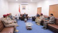بن دغر: تعز بوابة النصر بتحريرها ينهزم الانقلاب عسكرياً ومعنوياً