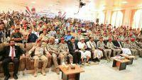 مأرب تحيي الذكرى الأولى لاستشهاد القائد عبدالرب الشدادي