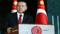"""Turkey backs Syrian rebels for """"serious operation"""" in Idlib"""