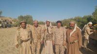 الجيش الوطني يسيطر على مواقع جديدة في الجوف