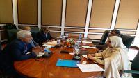وزير الصحة يبحث مع نظيرته الباكستانية دعم القطاع الصحي في اليمن