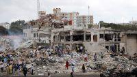 ارتفاع عدد ضحايا هجومي الصومال إلى أكثر من 200 قتيل