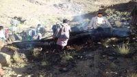 مليشيا الحوثي تفشل في إطلاق صاروخ باليستي شمال صنعاء