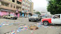 تعز.. مقتل مسلح إثر هجوم لمسلحين على مبنى أمن المظفر