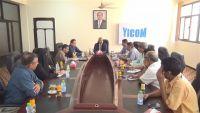 وزارة النفط تناقش إعادة تشغيل وإنتاج النفط في عدد من القطاعات