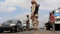 قوات الحزام الأمني بلحج تحتجز قائدي لوائين عسكريين من مريس وتمنع دخولهما عدن