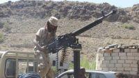 قيادي عسكري : الجيش أعاد تمركزه في مرتفعات محافظة لحج