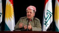 البارزاني يتنحي عن رئاسة إقليم كردستان العراق